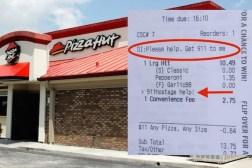 Pizza Hut Hostage