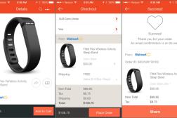 Walmart Online Shopping Tango App