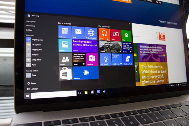 Run Windows Apps on Mac
