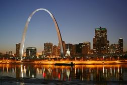 St. Louis Gateway Arch Cleaning Video