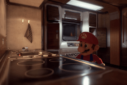 Mario Unreal Engine 4