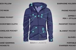 Baubax Travelers Jacket