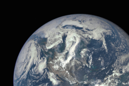 NASA Epic Earth Photo