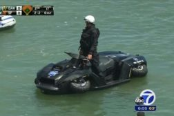 San Francisco Police Quadski Vehicle