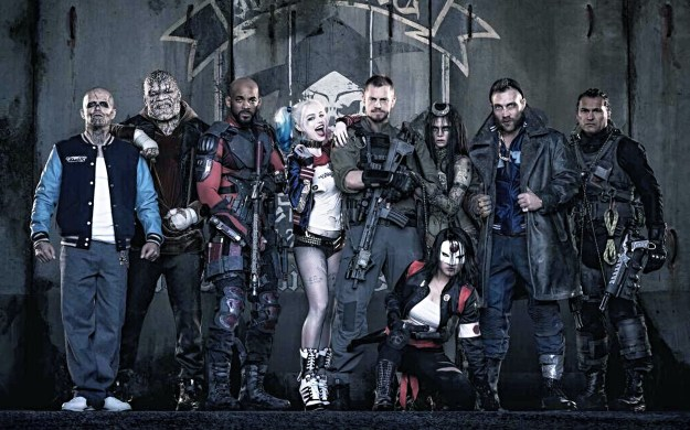 Suicide Squad Posters Trailer