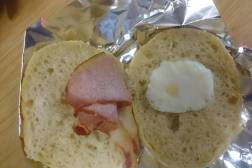Worst Airport Food Ever Sandwich