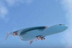 Airbus Supersonic Jet Concorde