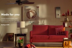 Campaign Furniture Apple