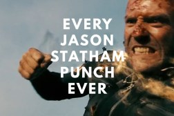 Every Jason Statham Punch Ever