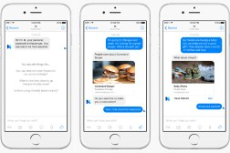 Facebook Messenger M Virtual Assistant Pictures