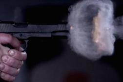 MythBusters Slow Motion Gun Video