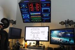 Overhead Control Panel