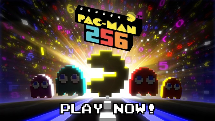 Pac-Man 256 Free Download