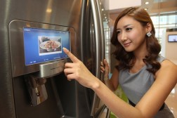 Samsung Smart Fridge Hack