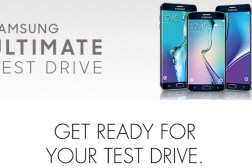 Samsung Test Drive iPhone