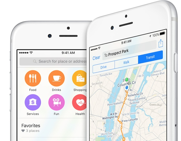 Apple Maps Street View