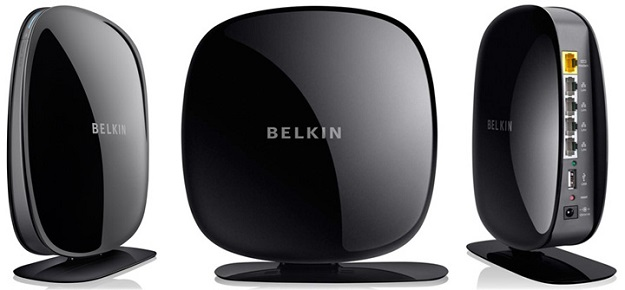 how to clean a belkin router f9k1102 v2