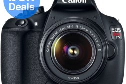 Canon EOS Rebel T5 Discount