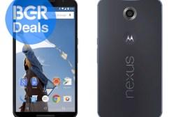 Nexus 6 Sale