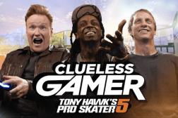 Clueless Gamer Tony Hawk's Pro Skater 5