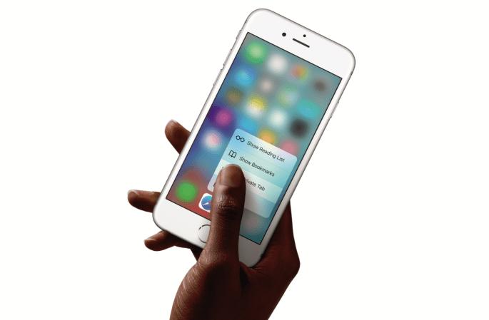 Apple 3D Touch Concept Video