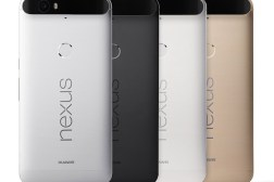Nexus 6P Camera Glass Breaks