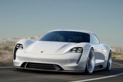 Porsche Self Driving Cars