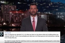 Jimmy Kimmel YouTube Gaming Video