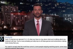 Jimmy Kimmel YouTube Gaming Video