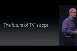 Apple TV 4 2015 Storage