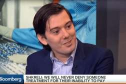Pharma Bro Martin Shkreli Securities Fraud Arrest