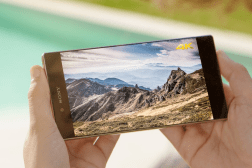 Sony Xperia Z5 Premium 4K Display