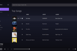 Aurous Popcorn Time for Music