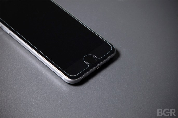 iPhone Back Button