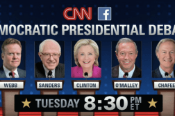 CNN Democratic Debate 2015 Live Stream