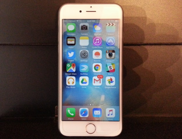 iPhone 7 Rumors Waterproof