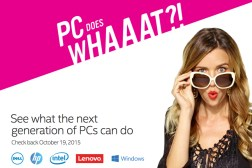 PC Does What Microsoft Commercials