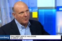 Steve Ballmer Apple