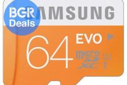 MicroSD Card 64GB