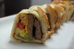 Big Mac Sushi Roll
