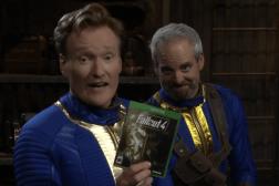 Conan Clueless Gamer Fallout 4 Video