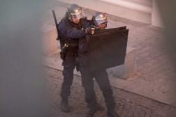 Paris Terrorist Attack Police