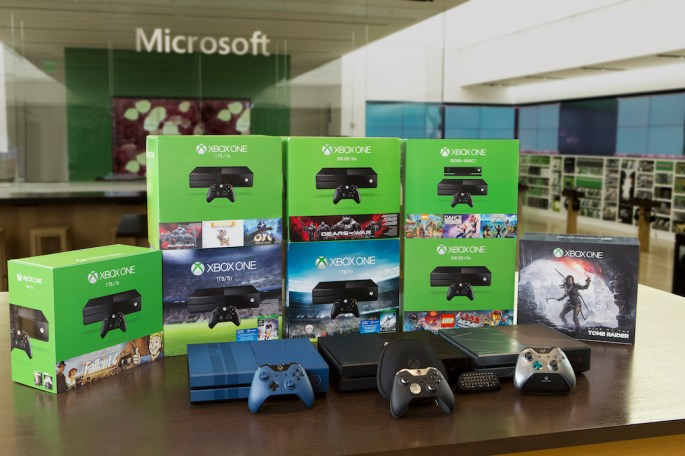 Xbox One Black Friday Bundles