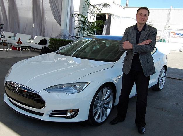 Tesla Model S Sales 2015