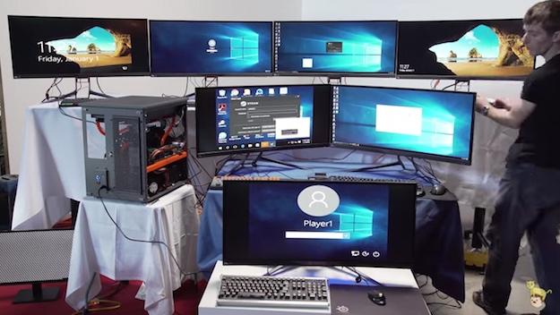$30,000 Gaming Rig