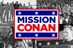Mission Conan Middle East Videos