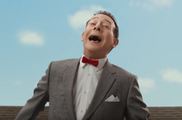Netflix Pee-wee's Big Holiday Teaser Trailer