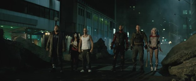 Suicide Squad Trailer Queen
