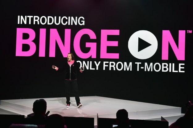 T-Mobile Binge On Amazon Video