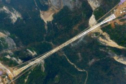Highest Longest Glass Bridge